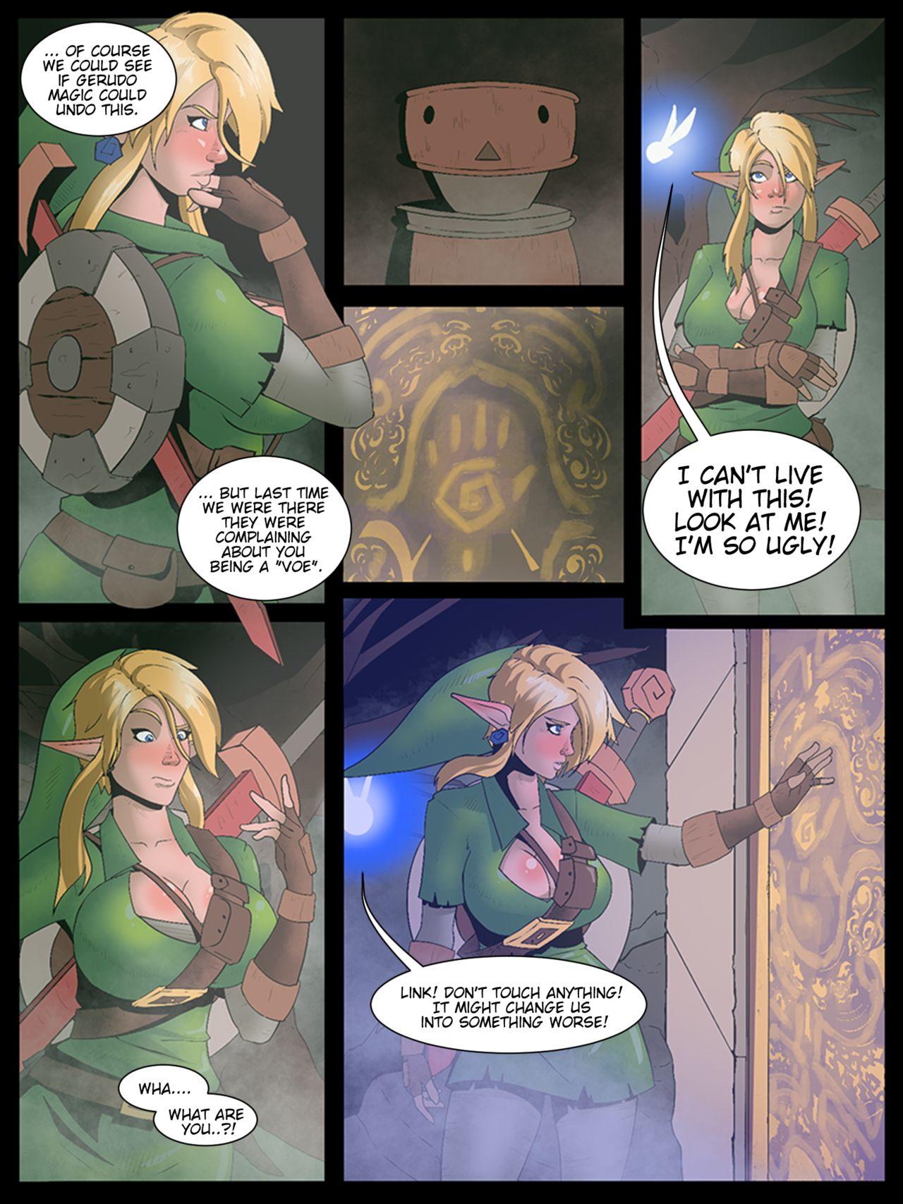 Loz Porn Comics