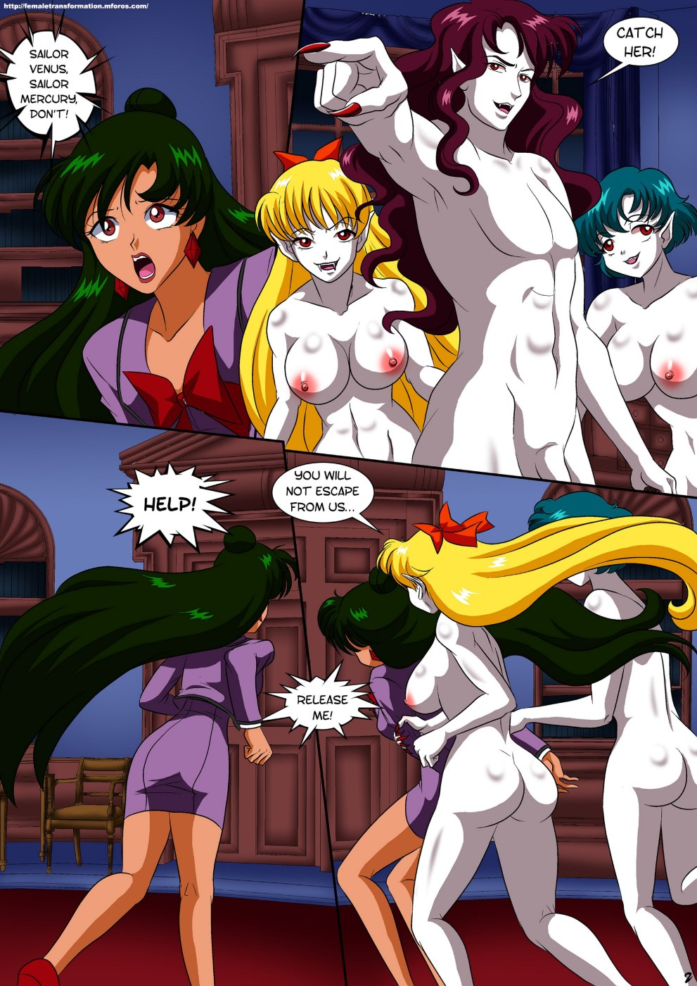Adult sailor moon for