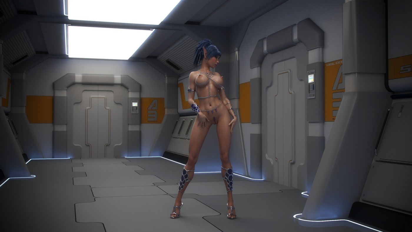 Sci fi and porn